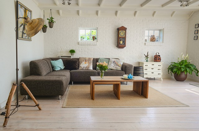 Home Interior Stage